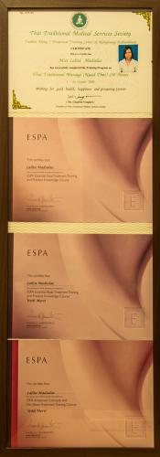 Zertifikat & Referenzen